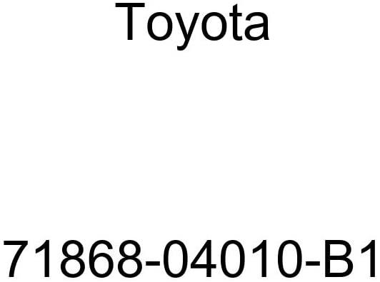 TOYOTA Genuine 71868-04010-B1 Seat Cushion Shield
