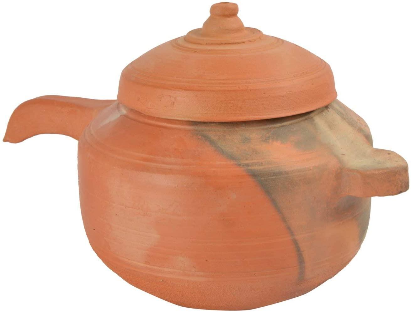 Rang Resha Clay Cooker, 2.5L (Brown)