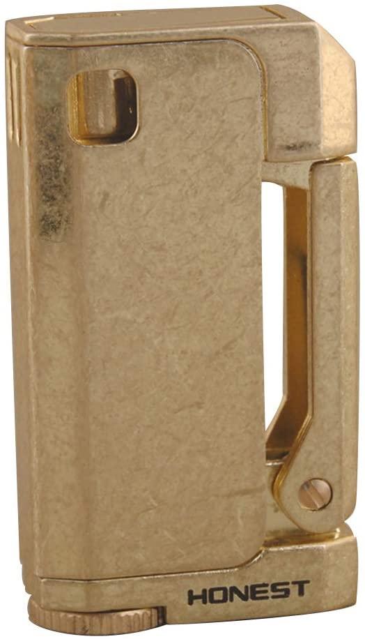 Newest Design Old Style Kerosene Lighter Collectable (Gold)