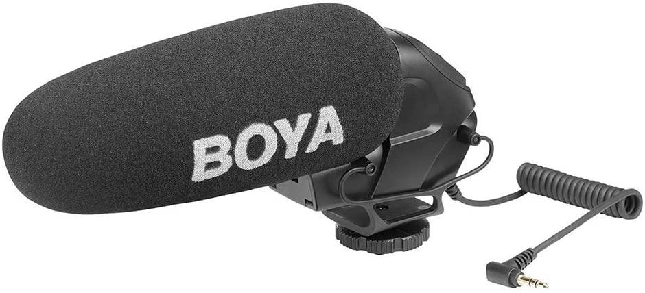 Boya Barrel Microphone for Reflex Camera