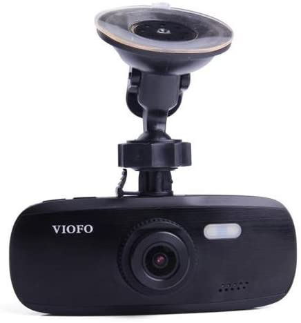 VIOFO G1W-S FHD 1080p Car Dash Camera with Sony IMX323 Sensor and GPS Logger