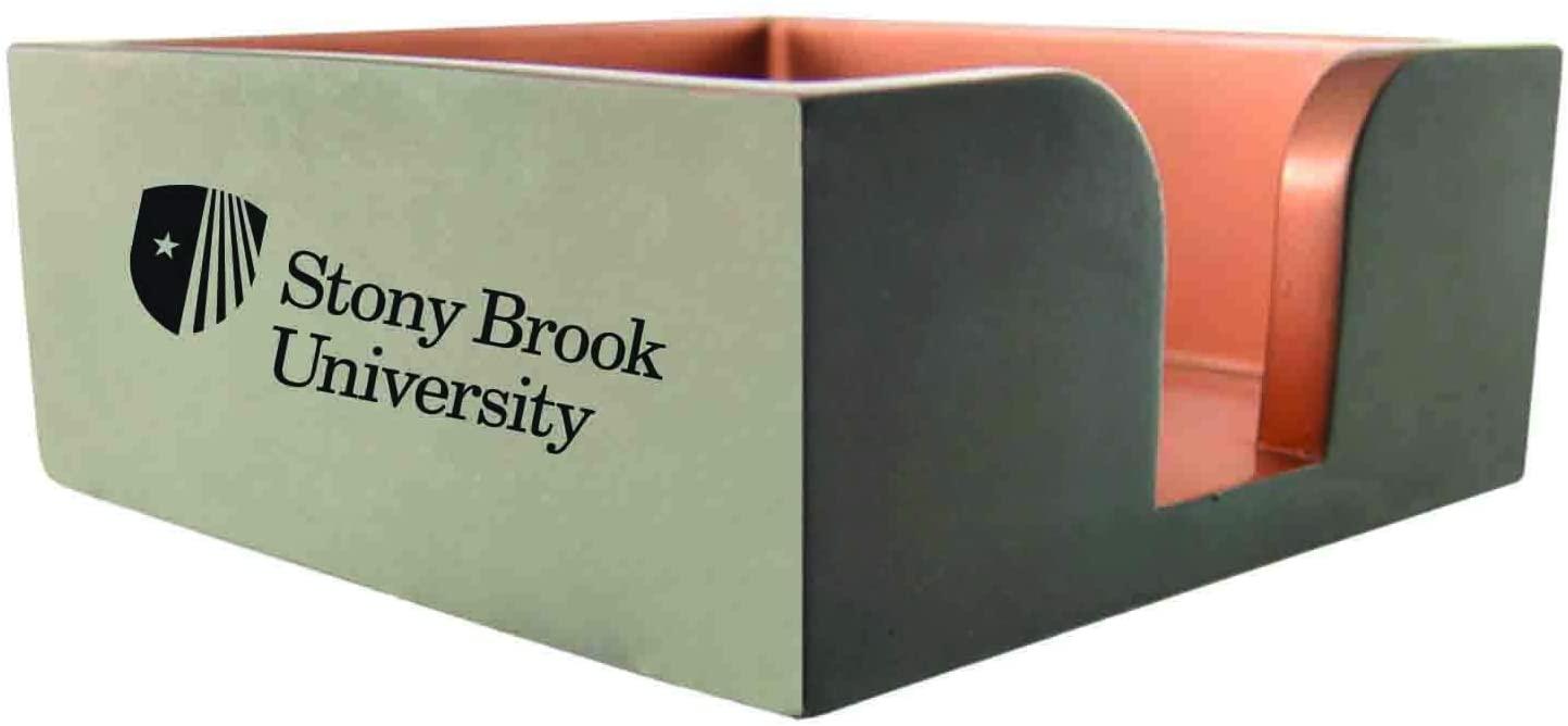 Stony Brook University-Concrete Note Pad Holder-Grey