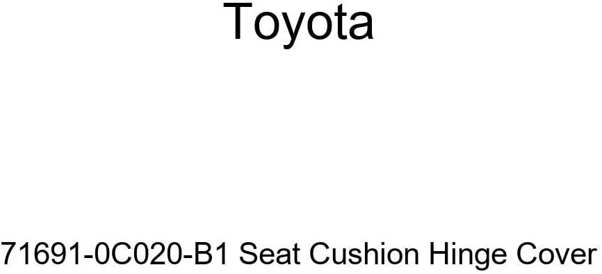 TOYOTA Genuine 71691-0C020-B1 Seat Cushion Hinge Cover