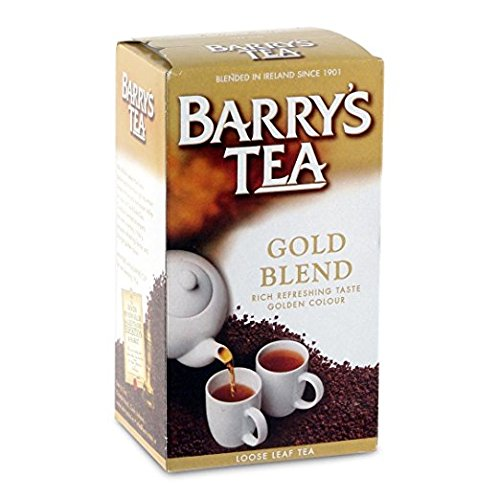 Barrys Gold Blend Loose Tea 250g Pack of 6