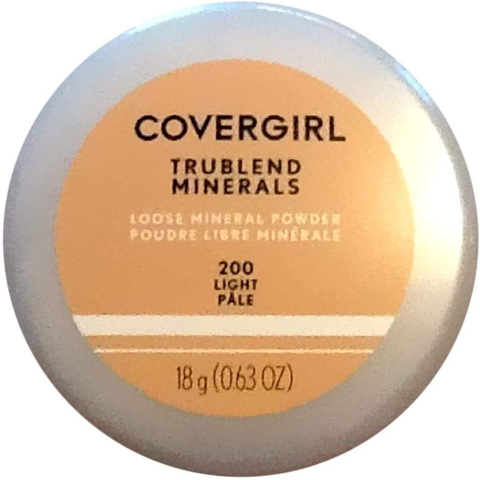 Cover Girl Trublend Loose Powder (L) - Transparent Light (Pack Of 12)