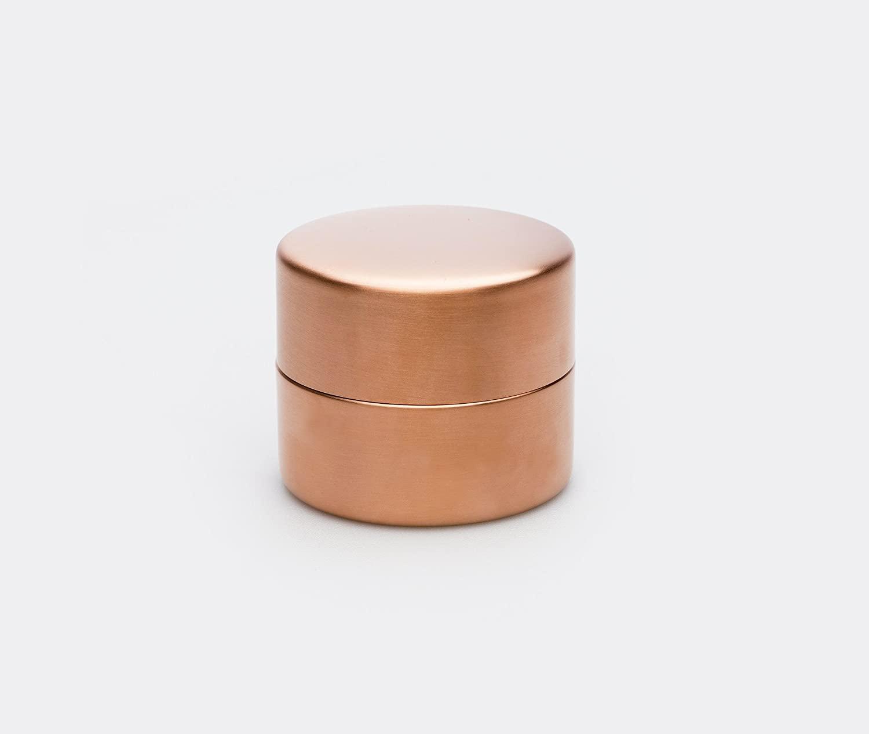 Azmaya Copper Caddy for Loose-leaf Tea & Coffee Beans - Small