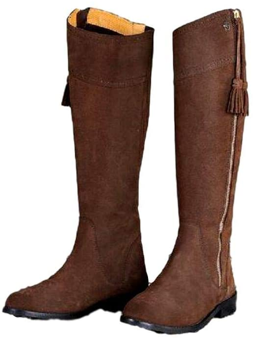 Shires Moretta Florenza Tall Suede Boots