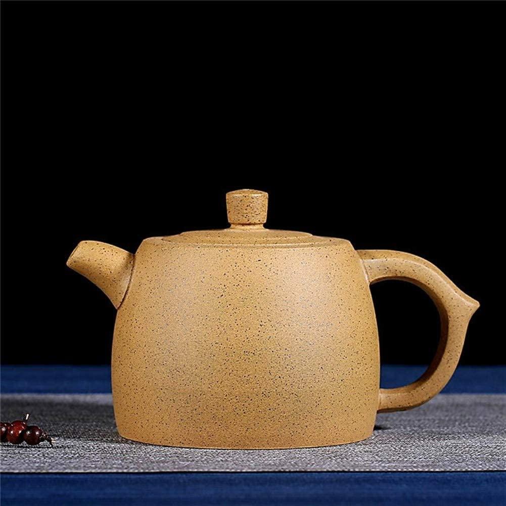 QinMei Zhou teapot famous handmade teapot tea Kung Fu Tseng Lan (Color : Purple mud)
