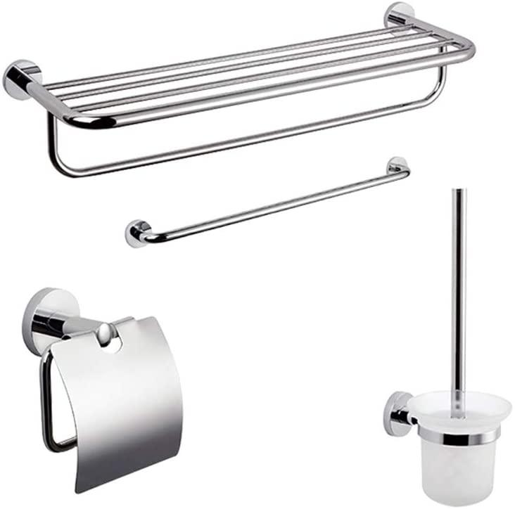 ZLZ- Bathroom Racks Stainless Steel Towel Rack Bathroom Shelf Bathroom Hardware Accessories Convenience