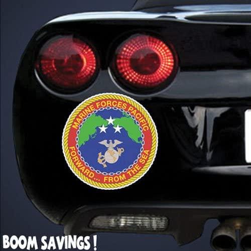 Marines USMC MARFORPAC SSI 6
