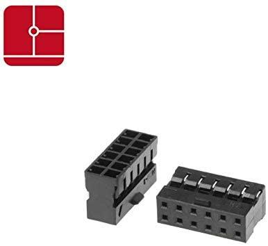Davitu Electrical Equipments Supplies - 10pcs 511101260 51110-1260 Imported molex Connector