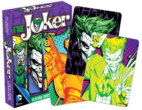 Aquarius DC Comics Joker Playing Cards