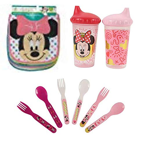Minnie Mouse Utensil Bundle