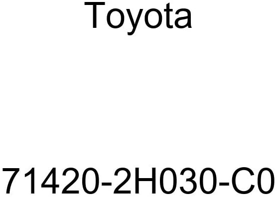 TOYOTA Genuine 71420-2H030-C0 Seat Cushion Assembly