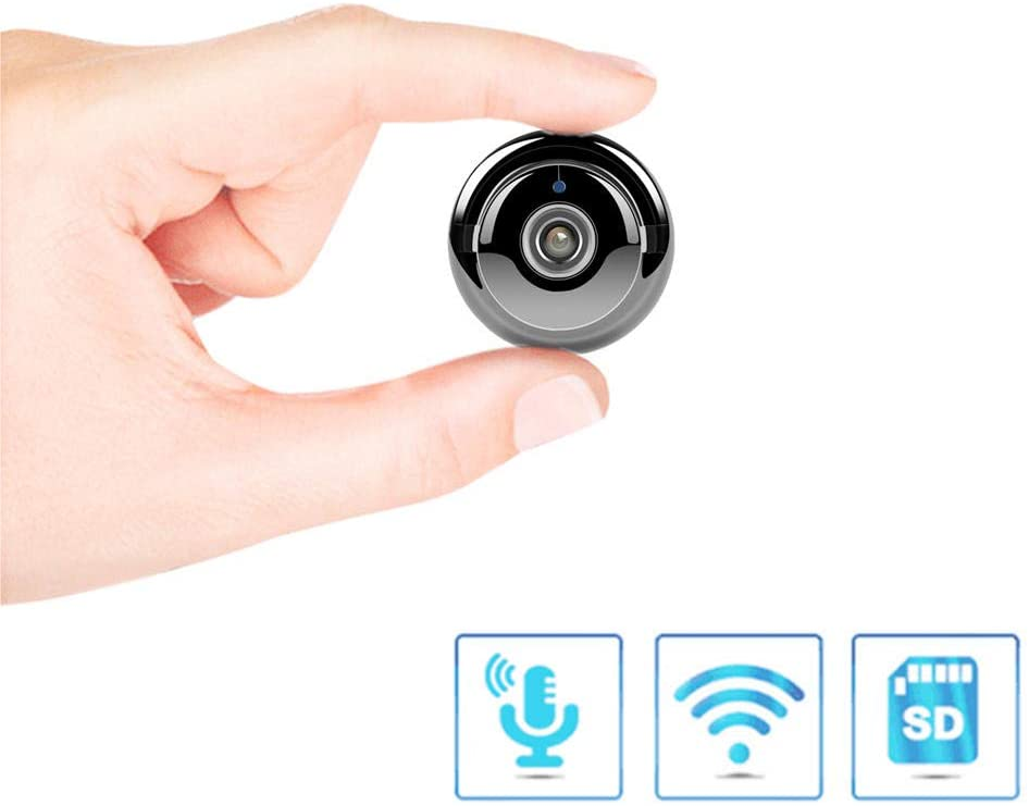 Generic Brands Wireless Mini WiFi Camera 960P HD IR Night Vision Home Security IP Camera CCTV Motion Detection Baby Monitor Cam