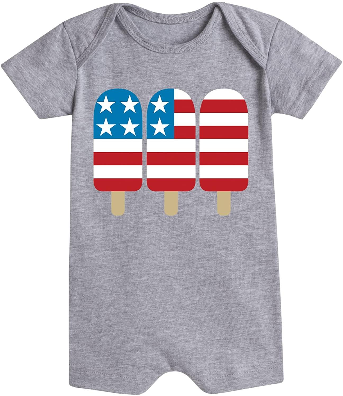 Amercian Pop - Infant Romper