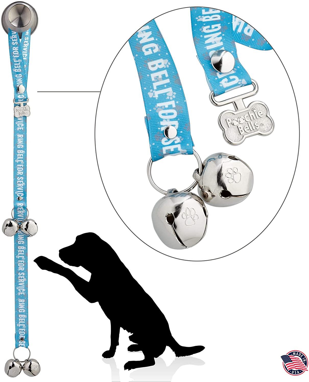 PoochieBells The Original Doggie Doorbell