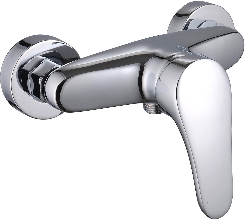 ZQ Modern antique copper bathroom shower faucet