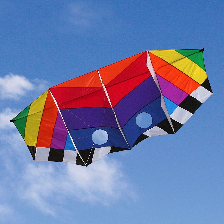 Into The Wind Triton Kite