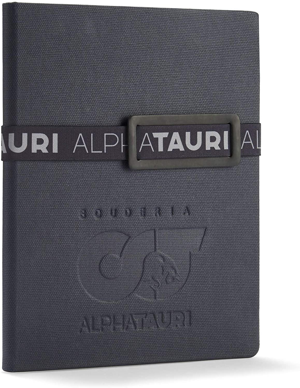 AlphaTauri Scuderia Notebook Navy