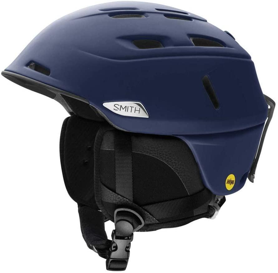 Smith Optics Snow Helmet, Camber-Mips, Matte Ink, Medium