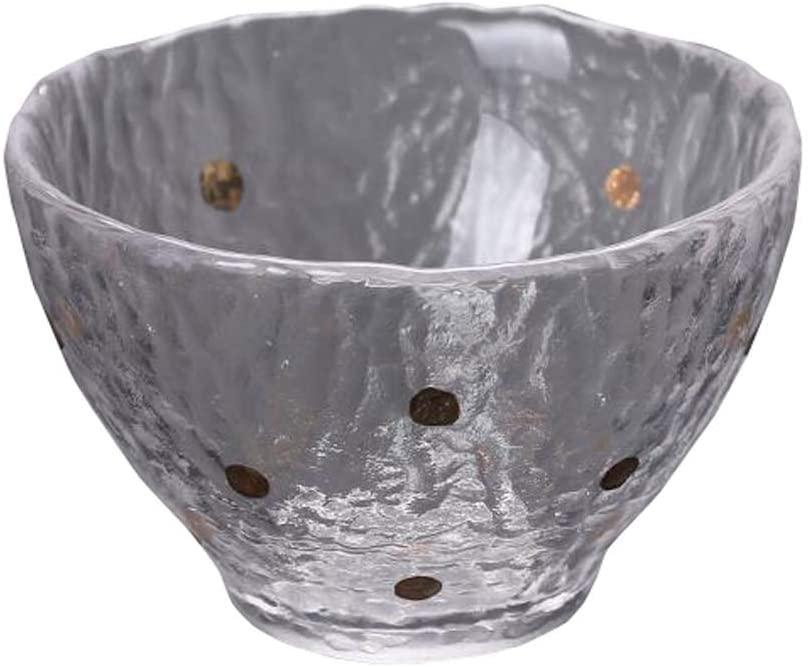 1 PC Transparent Drink Cup Wine Glass Tea Cup Sake Cup A03