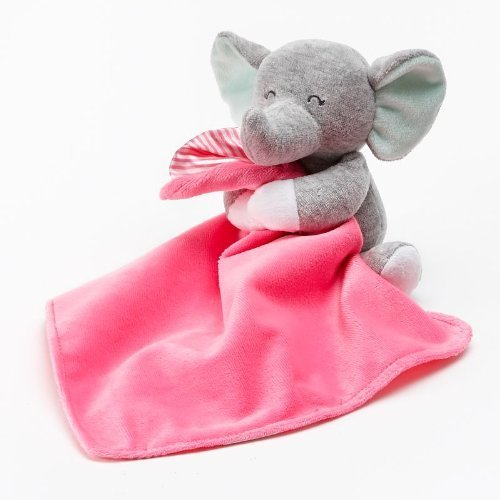 Carters Plush Elephant & Blanket