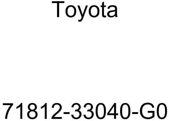 TOYOTA Genuine 71812-33040-G0 Seat Cushion Shield