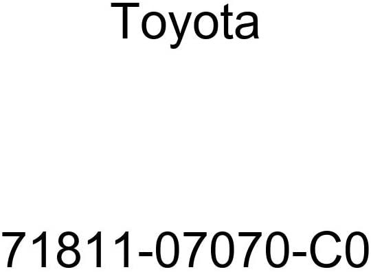TOYOTA Genuine 71811-07070-C0 Seat Cushion Shield