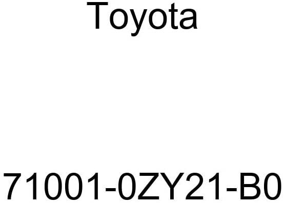 TOYOTA Genuine 71001-0ZY21-B0 Seat Cushion Assembly