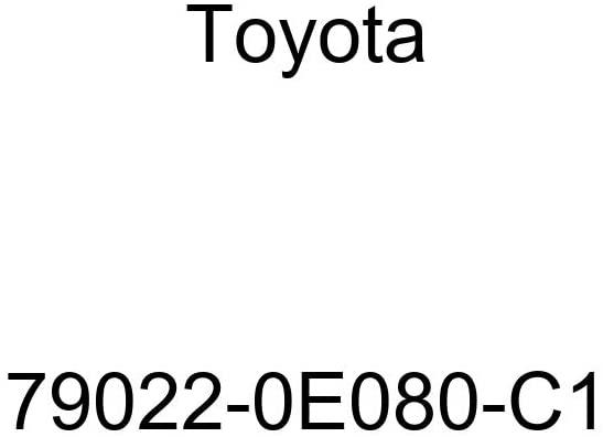 TOYOTA Genuine 79022-0E080-C1 Seat Cushion Cover Sub Assembly