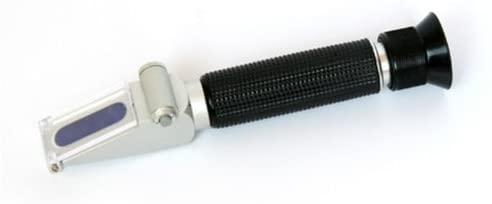 Sinotech Hand Held ATC Portable Brix 0-50% Illumination Refractometer Zgrb-50atc