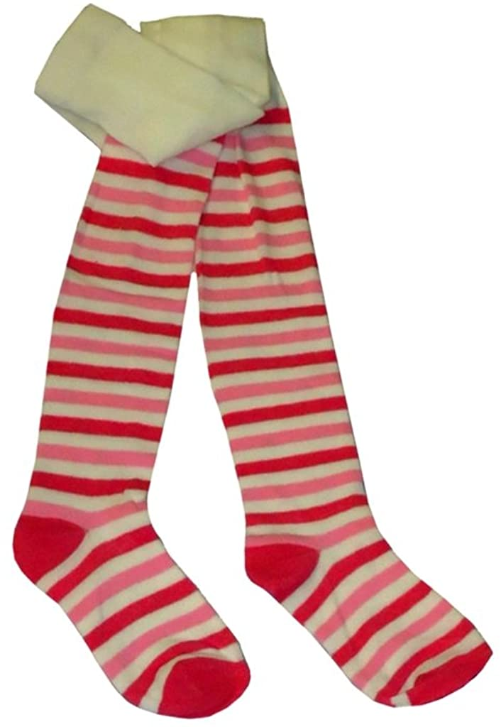 Baby Girls Assorted Pattern Tights With Elastane