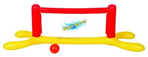Balance Living Water Sports Inflatable Pool Volleyball Set. Item dimensions - 94