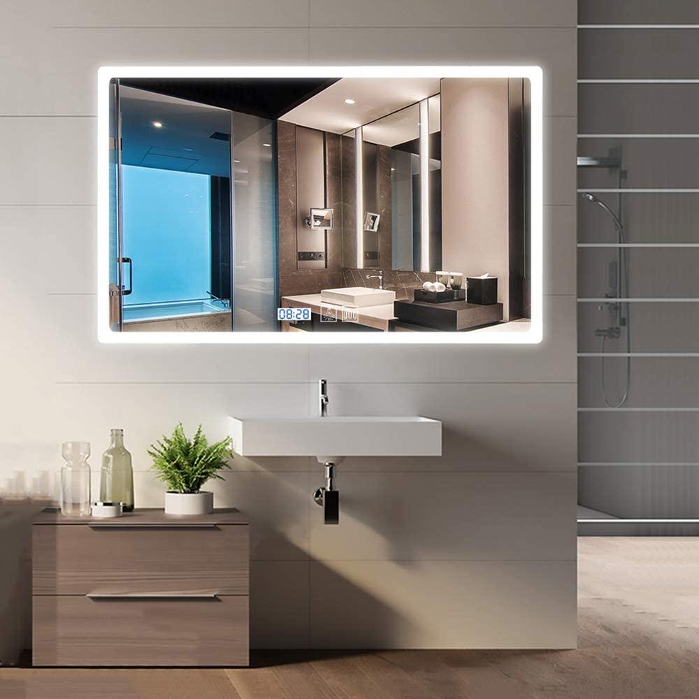Bathroom mirror LED with Lights, 27
