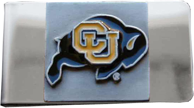 Colorado Buffaloes Money Clip