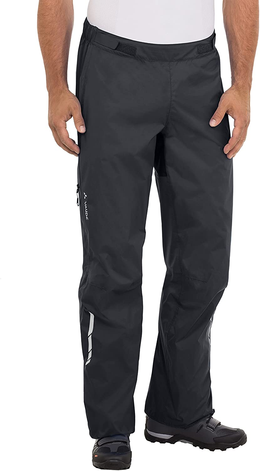 VAUDE Men's Tremalzo Rain Pants