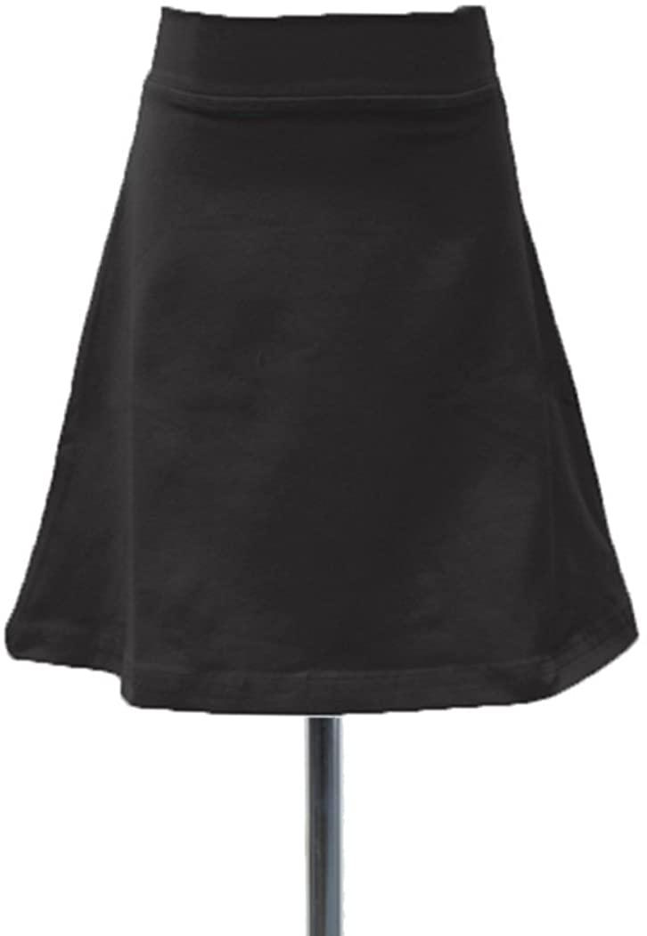 KIKI RIKI Girl's Cotton A-line Skirt