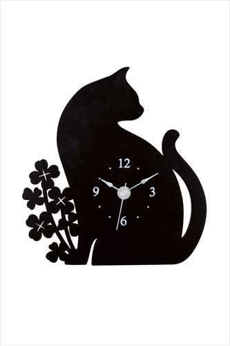 Gentie Clock Black G-1142 BK