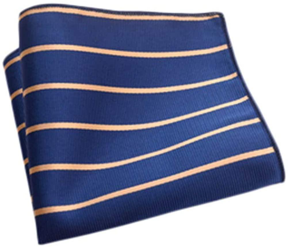 Exquisite Pocket Squares For Men Wedding & Tuxedo Pocket Square Handkerchief-A22