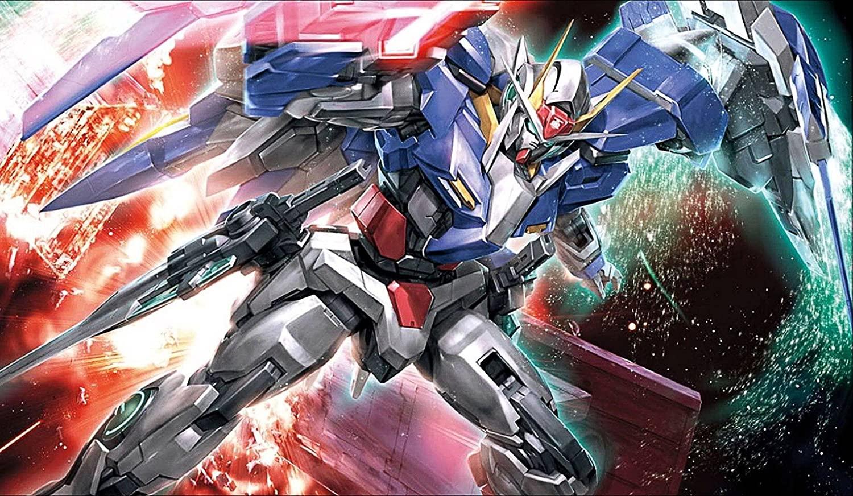 Mobile Suit Gundam 00 PLAYMAT CUSTOM PLAY MAT ANIME PLAYMAT #182