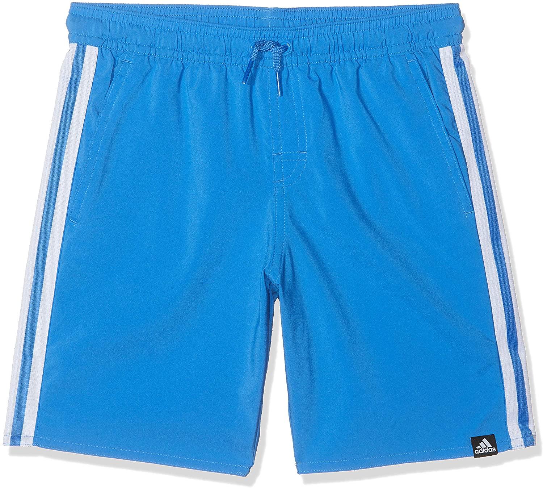 adidas Boys Swim Shorts Solid Kids Beach Swimming Training DQ2981