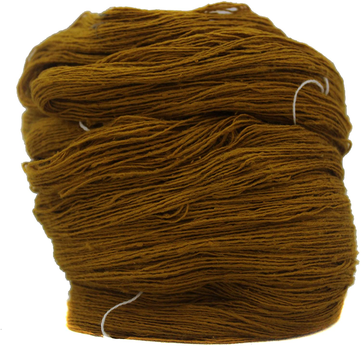 100% Pure Silk Bourette Yarn (Color-14)