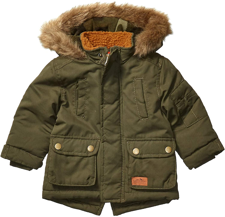 Carter's Baby Boys Heavyweight Adventure Parka Coat