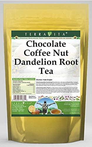 Chocolate Coffee Nut Dandelion Root Tea (25 Tea Bags, ZIN: 565878) - 3 Pack