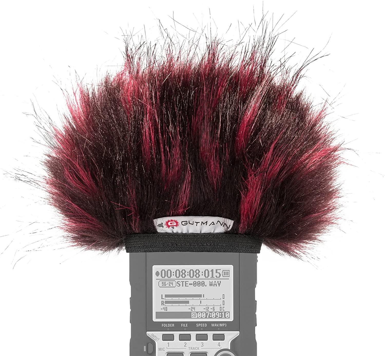 Gutmann Fur Microphone Windshield Windscreen for Olympus DM-450 Special Model Phoenix (Limited Edition)