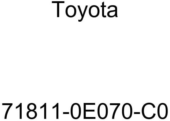 TOYOTA Genuine 71811-0E070-C0 Seat Cushion Shield