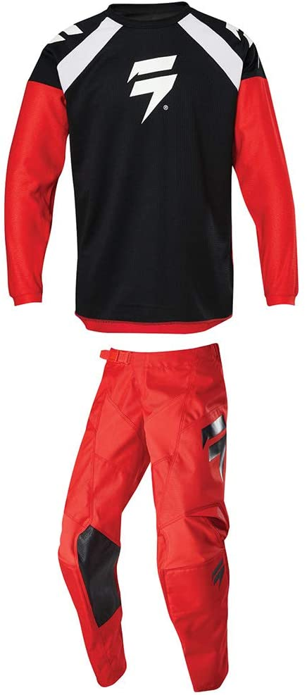 Shift Racing Youth Whit3 Race Jersey 1/Pants XL,26