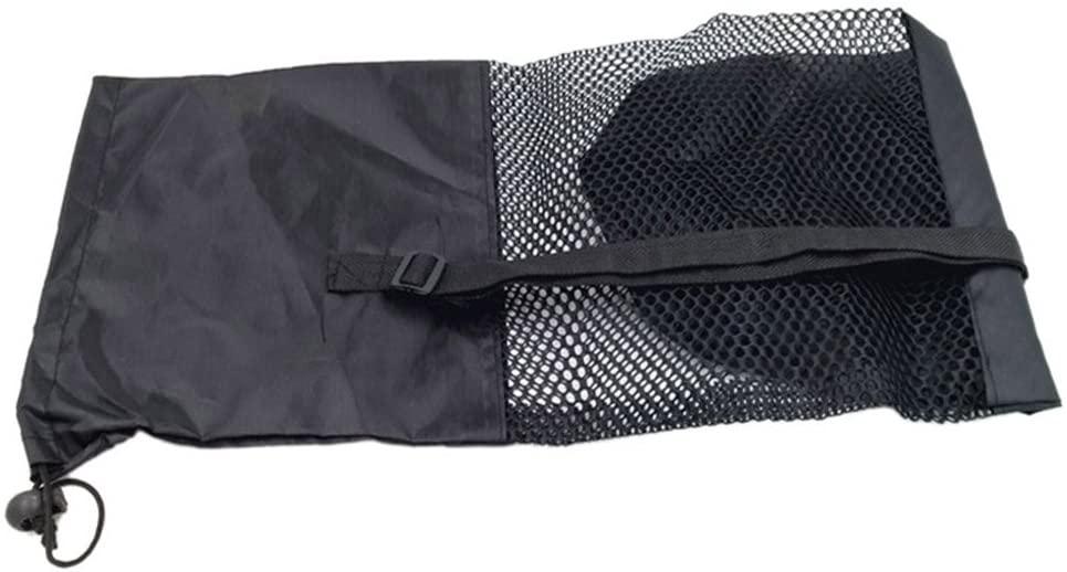 Shineweb Nylon Mesh Yoga Mat Carrier Strap Adjustable Bag