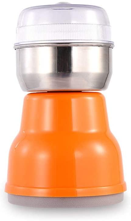 YL Semi-Automatic Coffee Grinder, Small Household Grinder/Grain/Chinese Herbal Medicine/Sugar Grinder Coffee Machine